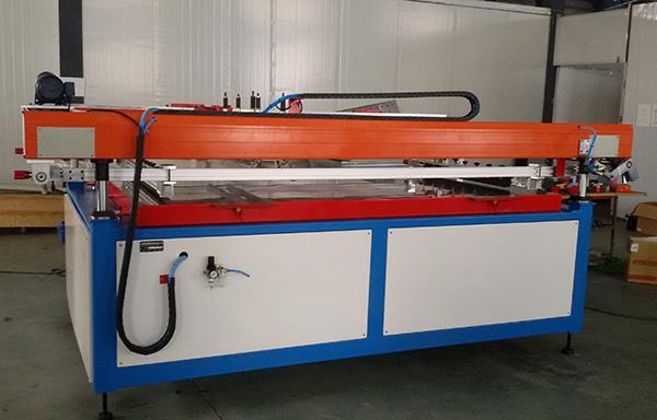大幅面丝网印刷机